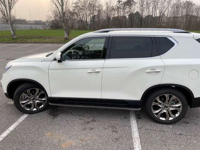 SsangYong REXTON 2.2 4WD Icon aut.7posti pack...