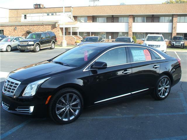 2013 Cadillac Xts Luxury Package Navi All Wheel Drive