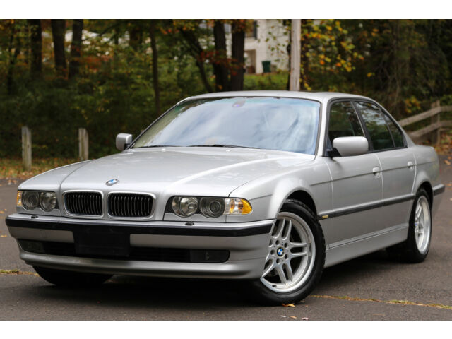 2001 bmw 740i real sport package m v8 4 4 dealer serviced. Black Bedroom Furniture Sets. Home Design Ideas