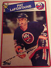 Pat LaFontaine Hockey Trading Cards
