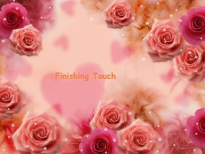Finishing Touch by Elaine
