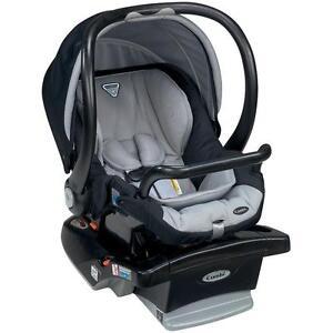 Combi Shuttle Infant Car Seat Black New