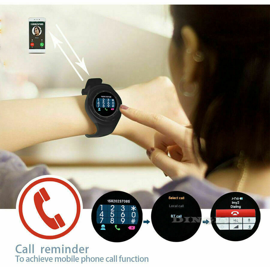 Smart Watch Phone per iPhone Android 5