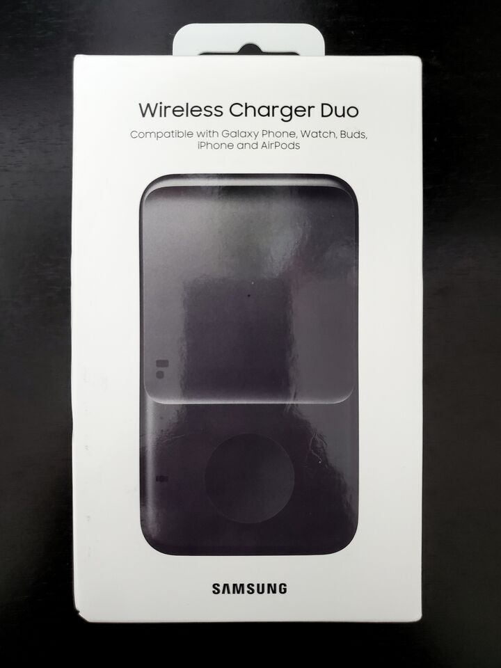 Samsung wireless charger duo nuovo
