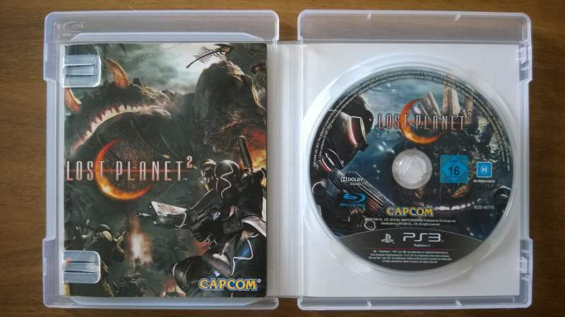 Lost Planet 2 PS3 5