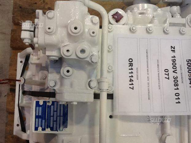 Invertitore Gearbox Type ZF 1900 V 3