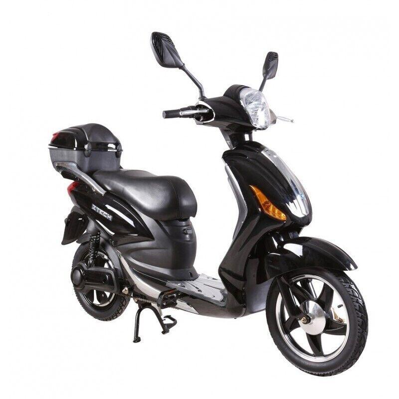 Bici elettrica ztech 48v 20h nuovo