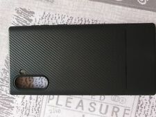 Cover Carbon Look Samsung Note 10