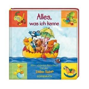 Alles, was ich kenne: Mein schönstes Bilderbuch mit den Lieben Sieben -  ... /4