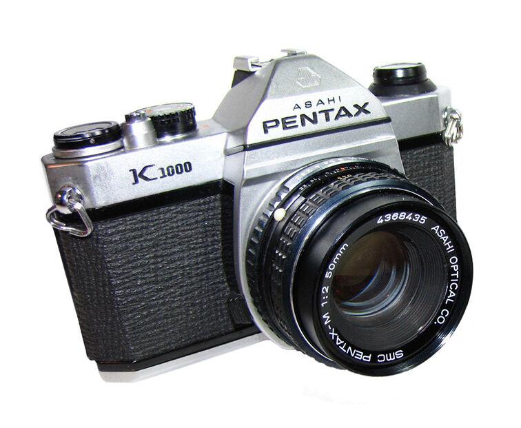 Vintage Slr Camera 30