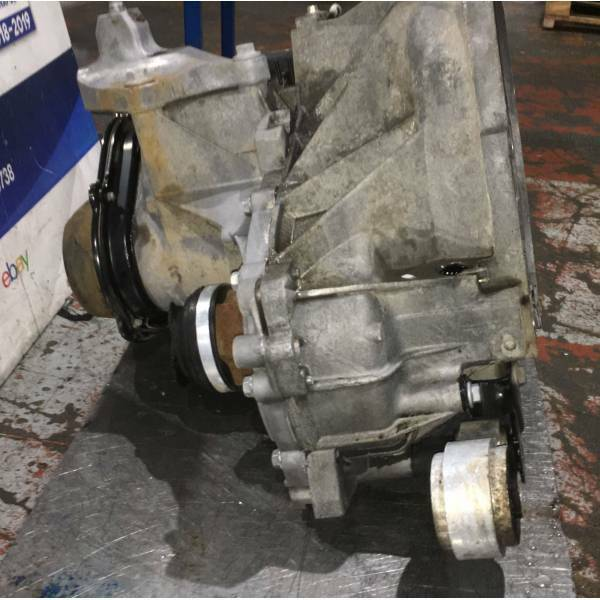 Cambio manuale completo ford fiesta 5° serie 1600 diesel (2007) ricamb 5