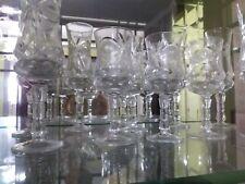 Calici in cristallo