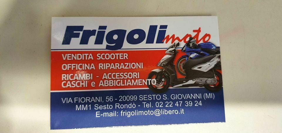 People one 125 2013 2014 collettore marmitta scarico kymco 5