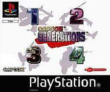 Gioco per Playstation1 (PS1) - Capcom Generation PAL