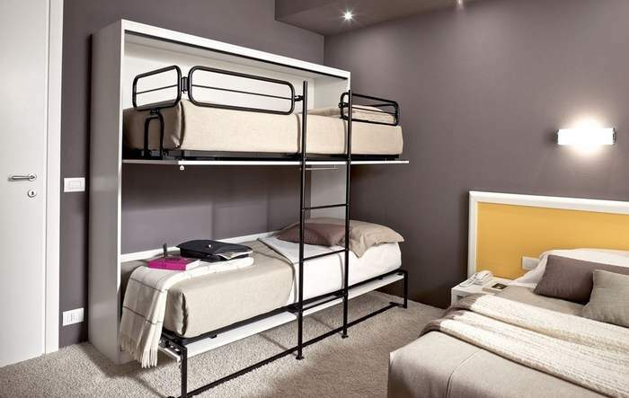 Arredo bed breakfast a roma - hotel 09- VIA GALLIA-arredo b&b 4