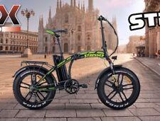 Fat bike pieghevole ebike nuovo