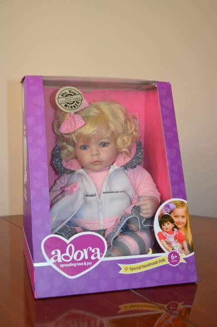 Adora Baby Doll The Cat's Meow 20 inch