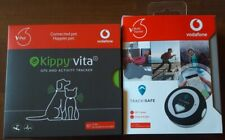 Dispositivi GPS V-Pet Kippy Vita e V-Multi Tracker Traki Safe