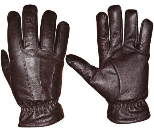 Leather Unisex Gloves