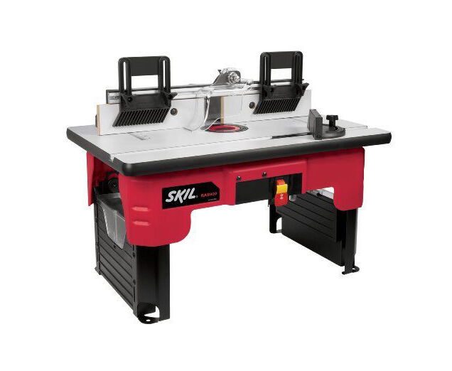 Top 7 router tables ebay as a lightweight yet versatile router table the skil ras900 weighs in at just 35 lbs and is very portable this router table has a folding design with a greentooth Images
