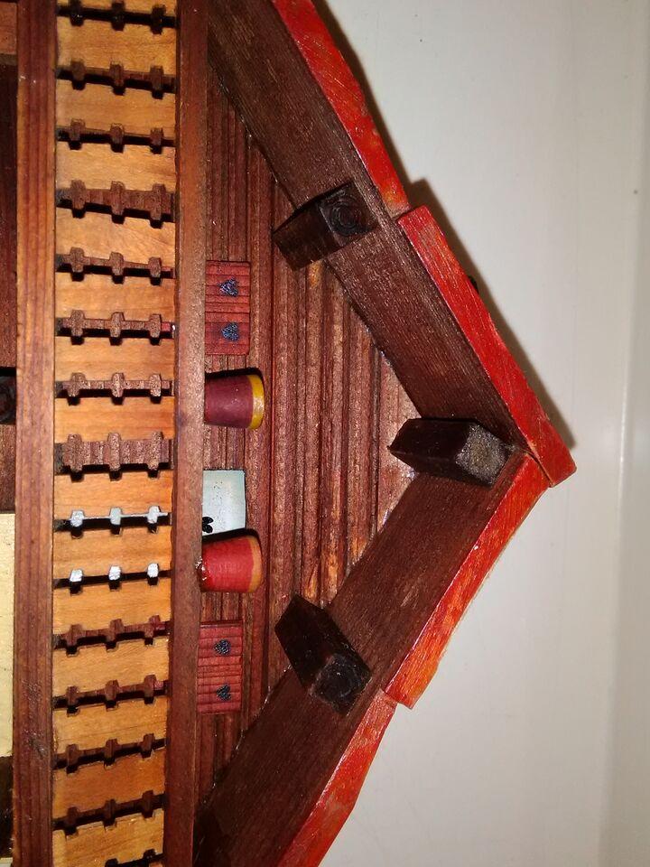 Casetta legno anni 60 artigianato trentino 8
