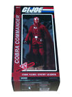 Sideshow Collectibles Cobra Commander Military & Adventure Action Figures
