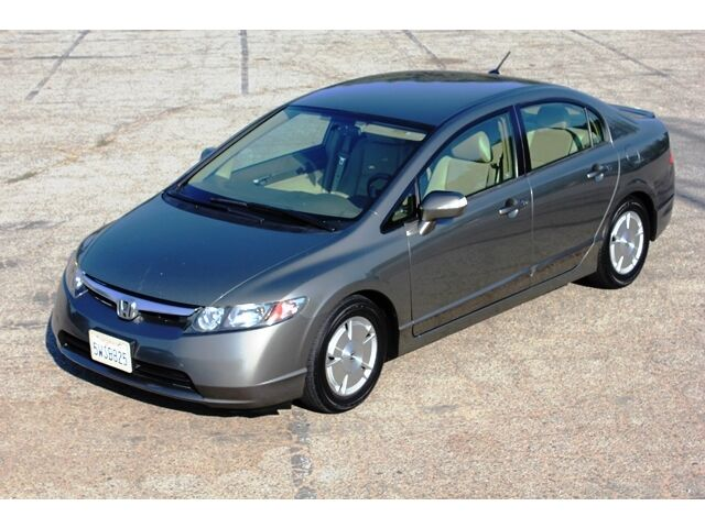 2006 honda civic hybrid gas electric 1 3 l no reserve used honda civic for sale in anaheim. Black Bedroom Furniture Sets. Home Design Ideas