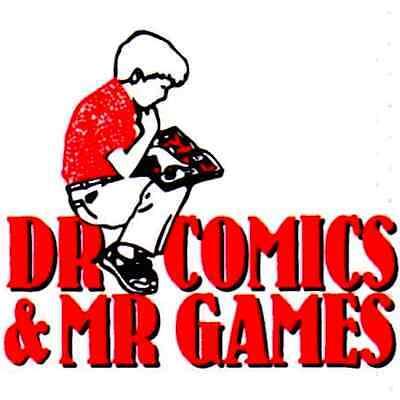 Dr Comics Mr Games