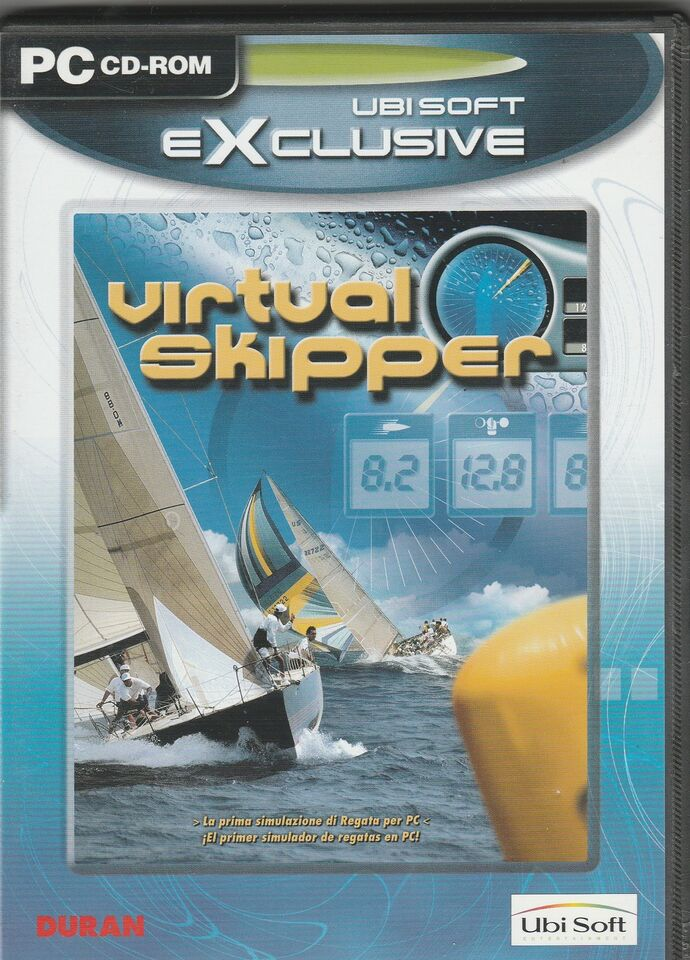 Videogame gioco VIRTUAL Skipper