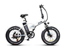 Fat bike pieghevole navy s nuovo