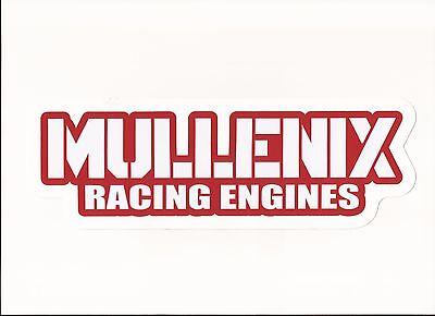 Mullenix racing parts 57