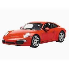 Mondo Motors MM51162 PORSCHE 991 CARRERA S 2012 RED 1:24