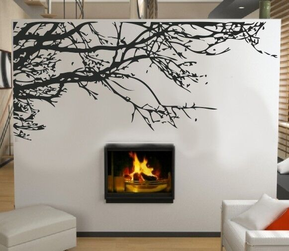 Wall Sticker For Home Decor : Decorating your home with vinyl wall decals