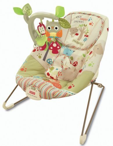 Top 10 Baby Bouncers Amp Vibrating Chairs By Fisher Price Ebay