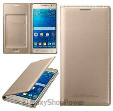 Samsung custodia originale flip cover galaxy grand prime g530 gold