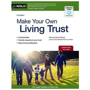 Make a will and trust forms