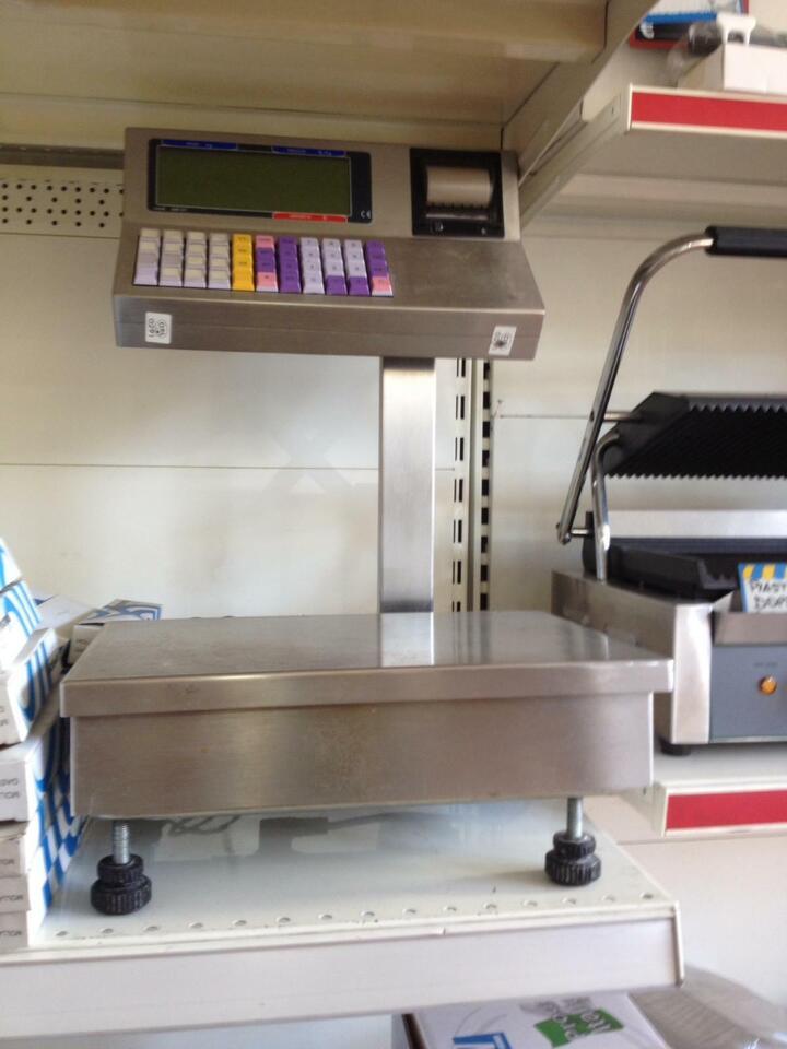 BILANCIA BILICO DIGITALE ELETTRONICA PROFESSIONALE 100 KG CON DISPLAY AFFARONE
