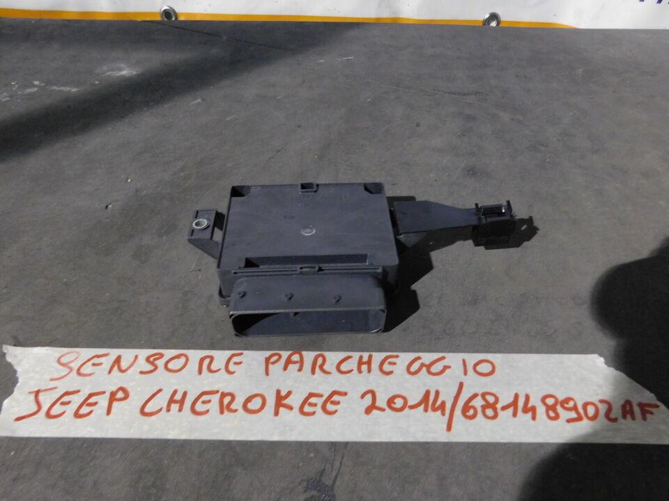 Centralina Freno di stazionamento Jeep Cherokee 68148902AF 2