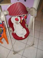 Altalena elettrica chicco polly swing up