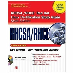 Rhcsa/rhce 6th Edition Pdf