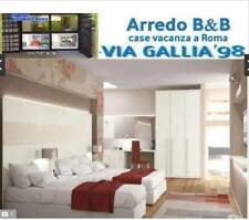 "Arredo hotel a roma- CAMERA """"PR0JET 02""""- BED BREAKFAST "" B&B"