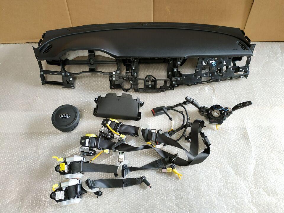 Kit airbag Kia Niro 2018