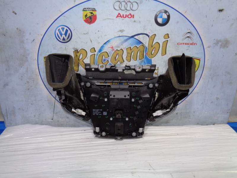 Ford fiesta '10 consolle centrale 2