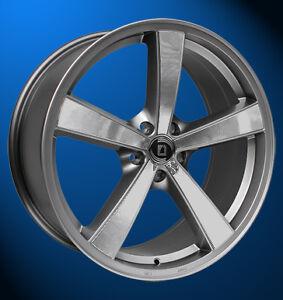 Diewe Wheels Trina 8x18 ET35 5x115 Argentoinox 4x