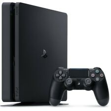 Sony Playstation Slim 4 PS4 500 GB Chassis F CUH-2216A JET BLACK