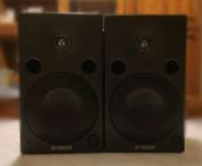 Yamaha MSP5A Monitor Speaker Home Studio Recording
