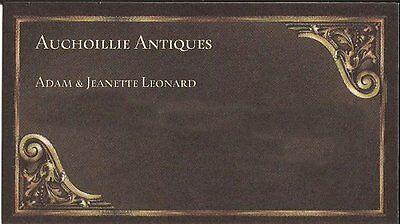 Auchoillie Antiques