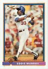 Bowman Eddie Murray Single Baseball Cards