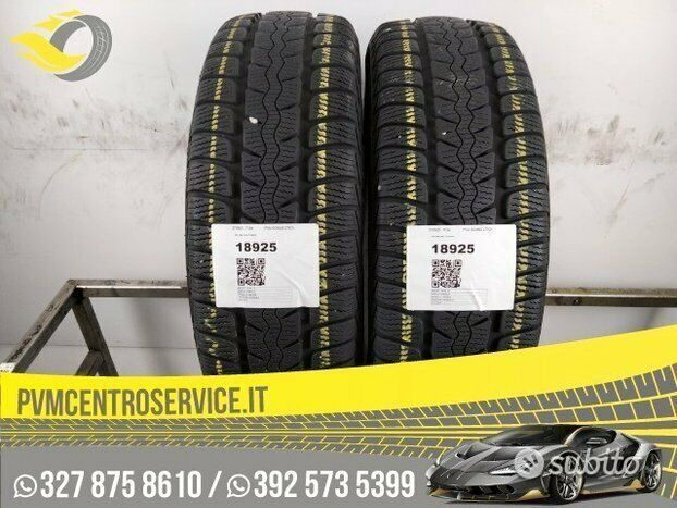 Gomme Usate 185 65 14 Formula 18925