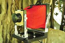 New Banco ottico Folding Camera 8x10 inc. 20x25 cm OFFERTA